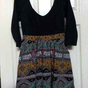 Anthropologie dress, size 8